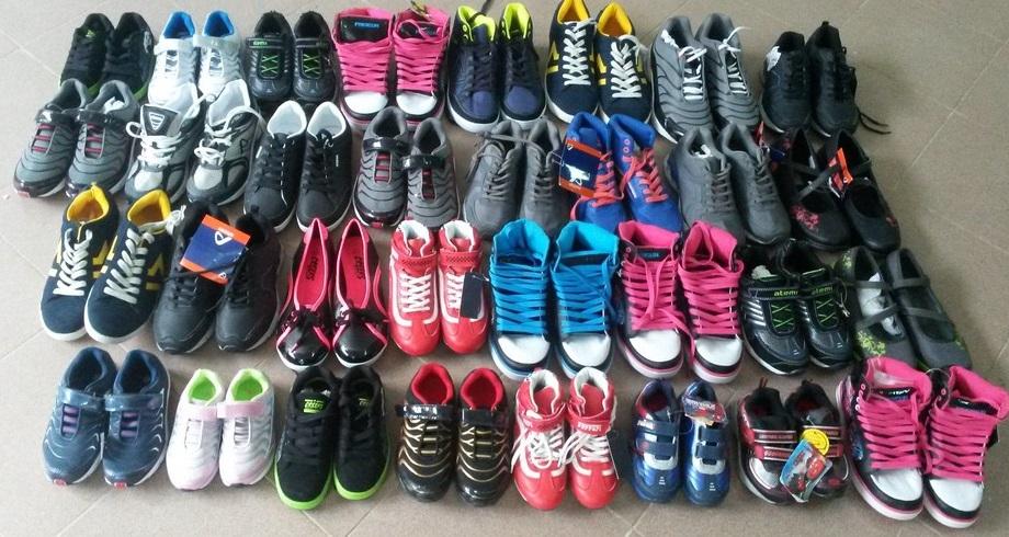 f27db3f80312 Новая спортивная обувь мужская женская детская. Лето. По 15 евро кг.