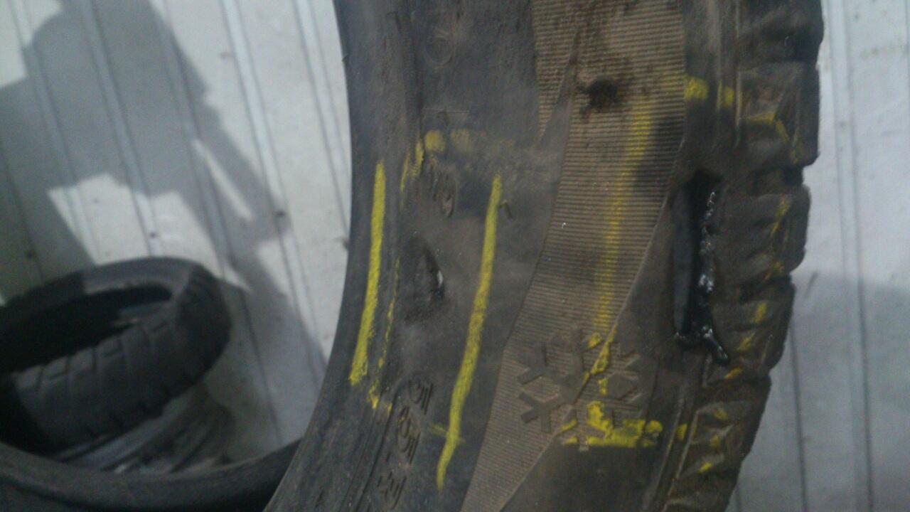 разрыв колеса при шиномонтаже